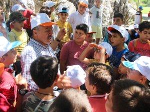 Kuran Kursu öğrencileri, Tutal'la piknikte buluştu