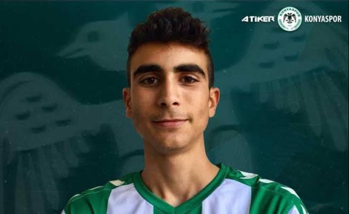 Konyasporlu Abdulsamet Kaya Milli Takıma çağrıldı