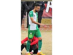 Akşehirspor'da bir transfer daha
