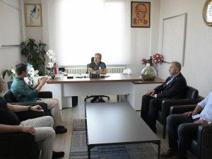 Selman Özboyacı'dan Konyaspor'a ziyaret