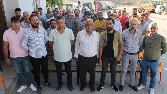 Şehit yakınları işten atıldı HDP'li Silopi belediyesinde işçi kıyımı başladı!