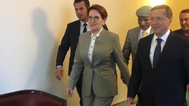 """Parti içinden bomba iddia... """"Akşener FETÖ sistemi ile kurultaya hile karıştırdı"""""""