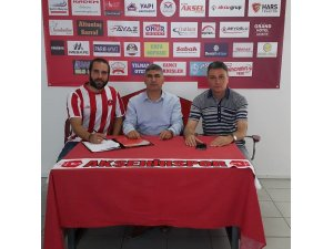 Hakan Mert Olgun Akşehirspor 'da
