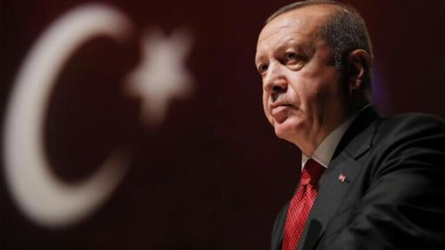 Cumhurbaşkanı Erdoğan'dan şehit ailesine telgraf!