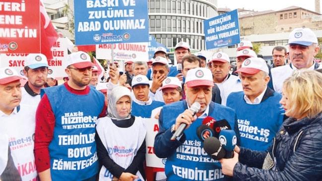 CHP'nin işçi kıyımı... Açlık grevine başlayacaklar!