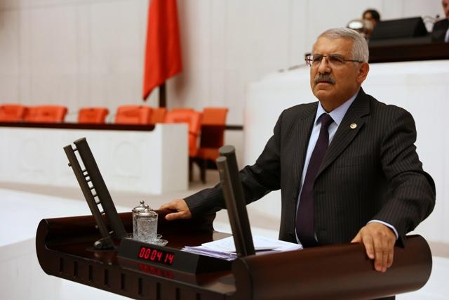 Yokuş: Konya Türkiye ve Dünya'nın Bereketidir