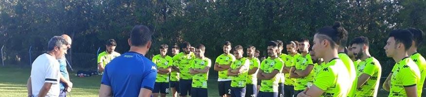 Ereğlispor'da yeni sezon hazırlıkları