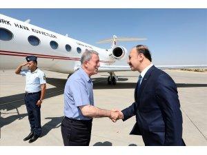 Milli Savunma Bakanı Hulusi Akar Şanlıurfa'da