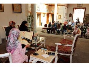 Genç KOMEK'te Kur'an-ı Kerim'i güzel okuma yarışması