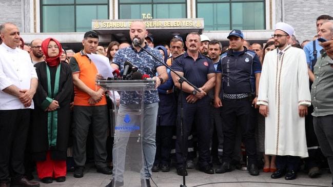 """""""Şaşırmadım, bekliyordum..."""" Murat Kazanasmaz'ın İBB'deki görevine son verildi!"""