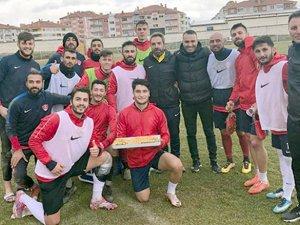 Akşehirspor'da teknik ekibe takviye