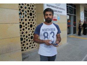 Maganda kurşunuyla ağır yaralanan Muhammed Efe yaşam mücadelesi veriyor