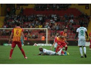 Spor Toto Süper Lig: İstikbal Mobilya Kayserispor: 0 - Alanyaspor: 1 (Maç Sonucu)