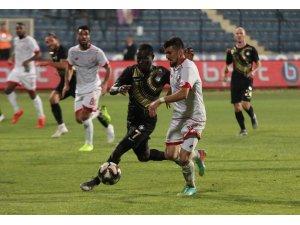 TFF 1. Lig: Osmanlıspor: 2 - Boluspor: 1