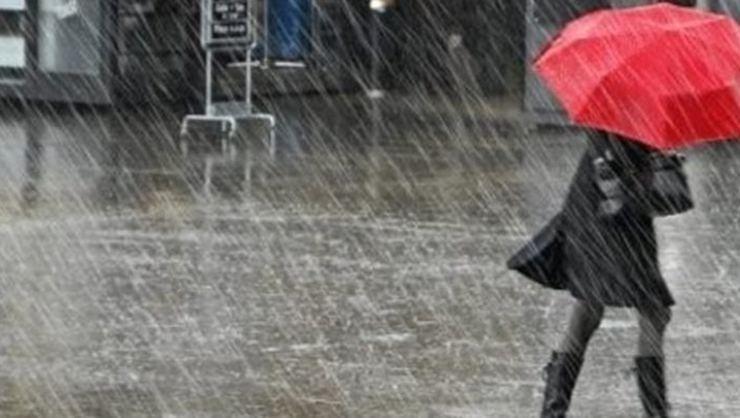 Şiddetli sağanak bekleniyor... Meteoroloji'den o bölgeler için bir uyarı daha!
