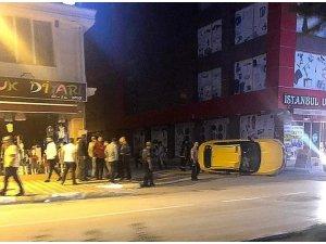 Tokat'taki kavgada 7 iş yeri, 3 otomobil zarar gördü