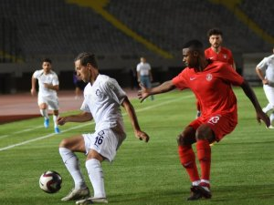 TFF 1. Lig: Altay: 1 - Ümraniyespor: 3