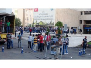 Diyarbakır Büyükşehir Belediyesinde polis hareketliliği