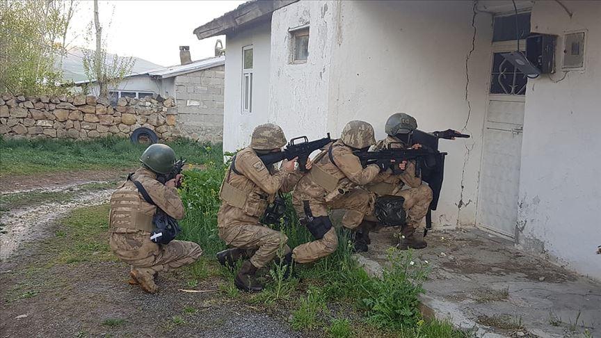 29 ilde PKK/KCK operasyonu