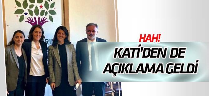 """Terör sevici Kati Piri'den """"kayyum"""" açıklaması"""