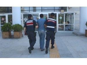FETÖ'den hapis cezası alan şüpheli yakalanıp tutuklandı