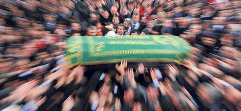 Kasım Çakır'ın annesi vefat etti