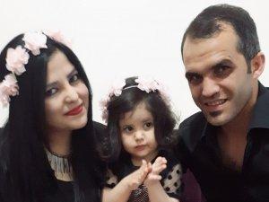 Aksaray- Konya yolunda kaza yapan aileden geriye fotoğrafları kaldı