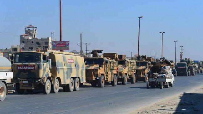 İdlib'de TSK konvoyuna saldırı Milli Savunma Bakanlığı'ndan 'Rusya'yı işaret eden sert kınama!