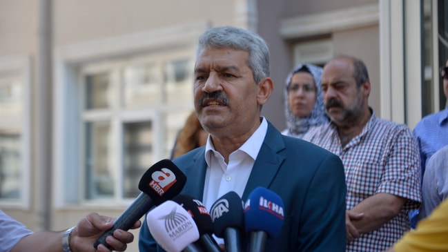 HDP'li başkan işten çıkarmıştı Mardin'de ilk icraat şehit aileleri ile ilgili!