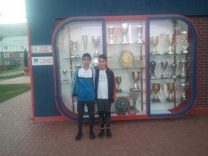 Kagırgaspor'un genç yetenekleri Altınordu'ya transfer oldu