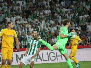 Süper Lig'de golsüz biten tek maç Konya'da oynandı
