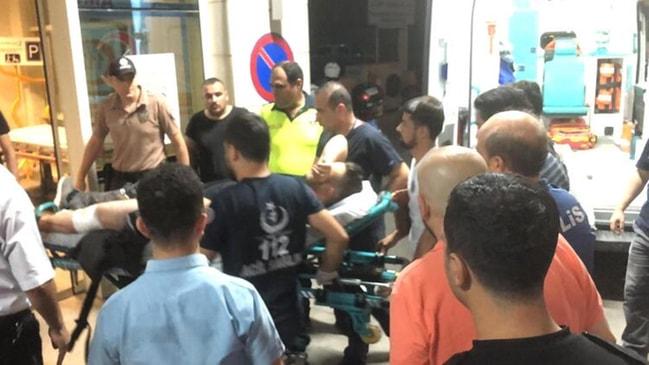 Siirt'te hareketli dakikalar Polislere silahlı saldırı! Çatışma çıktı