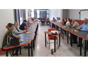 İhracat odaklı inovasyon ekosistemi geliştirilmesi projesi tanıtıldı