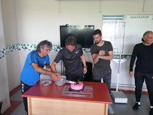 Abdurrahman Baysangur'a doğum günü sürprizi