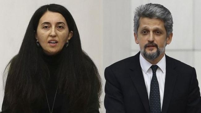 Arjantin'e şikayet ettiler... HDP'li vekillerden Cumhurbaşkanı Erdoğan'a iftira!