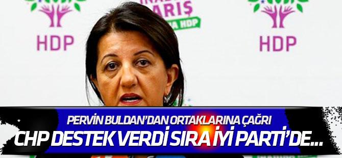 HDP'lilerin çağrısına CHP ve İP ses verdi
