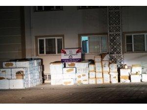 Kilis'te 3 milyon 311 bin cinsel içerikli ve tıbbi hap ele geçirildi