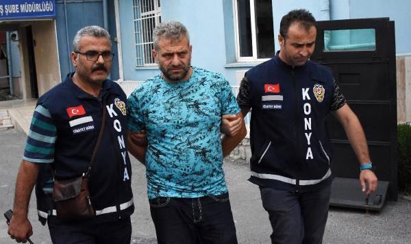 Konya'da korkunç cinayet! Uzaklaştırma kararı verilen koca, eşini öldürdü