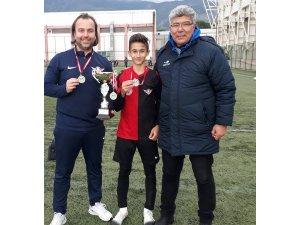 Somalı genç 14 yaşında Fenerbahçe'ye transfer oldu