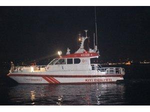 Beşiktaş'ta denize atlayan iki kişiden biri kayboldu