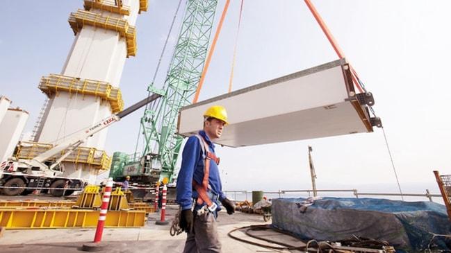 İlk 250'de 44 Türk firması var Türkiye inşaatta dünya ikincisi!