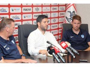 Samsunspor ile Genk arasında iş birliği