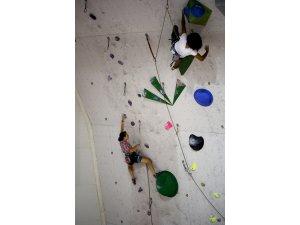 Spor Tırmanış Gençler ve Küçükler Milli Takım Aday Kampı