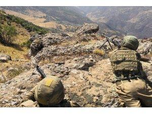 """MSB:""""Pençe-3 Operasyonu 23 Ağustos 2019 tarihinde başlamıştır. Operasyon, hudut güvenliğini ileriden sağlamak, Sinat-Haftanin bölgesinde bulunan teröristleri ve kullandıkları mağara, sığınakları imha etmek maksadıyla ic"""