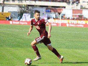 Hatayspor'da Mehmet Dingil'le yollar ayrıldı