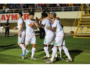 Süper Lig: Alanyaspor: 4 - Kasımpaşa: 1 (Maç sonucu)