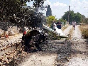 İspanya'da küçük bir uçakla helikopter çarpıştı: 1'i çocuk 5 ölü