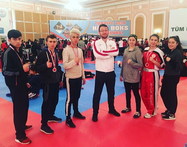 Konya Spor Lisesi'nden iki sporcu daha milli takımda...
