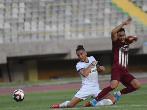 TFF 1. Lig: Ekol Göz Menemenspor: 0 - Hatayspor: 4