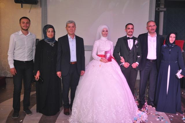 Mehmet Soylu oğlunu evlendirdi